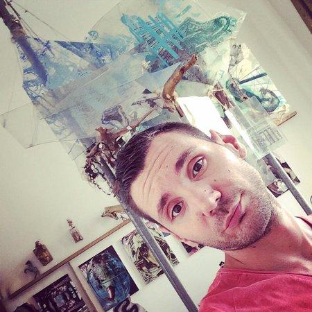 Arte Luise Kunsthotel: Io nella camera 106