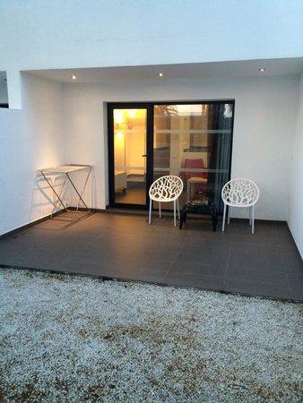 Migjorn Ibiza Suites & Spa : Garden view