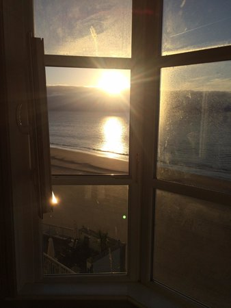 The Imperial Tenby Hotel: What a view