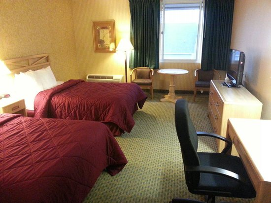 Quality Inn Old Saybrook - Westbrook: Specious Rooms
