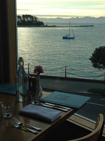 Harbour Light Bistro : the view from our table