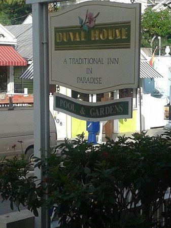 The duval house