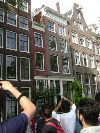 SANDEMANs NEW Europe - Amsterdam : La casa mas angosta