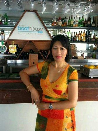 Noosa Boathouse: Nice atmosphere