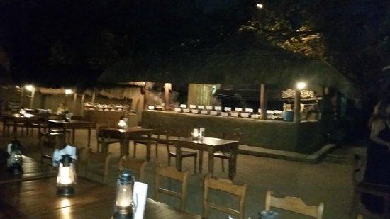 Nuga Gama at Cinnamon Grand Colombo: vast array of food