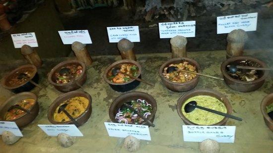 Nuga Gama at Cinnamon Grand Colombo : so much food