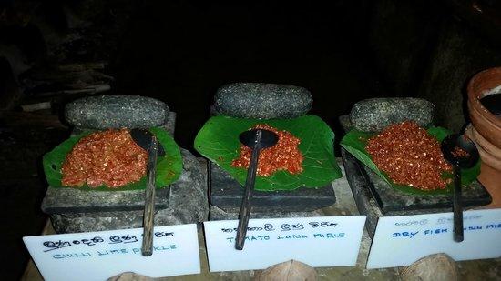 Nuga Gama at Cinnamon Grand Colombo : yum