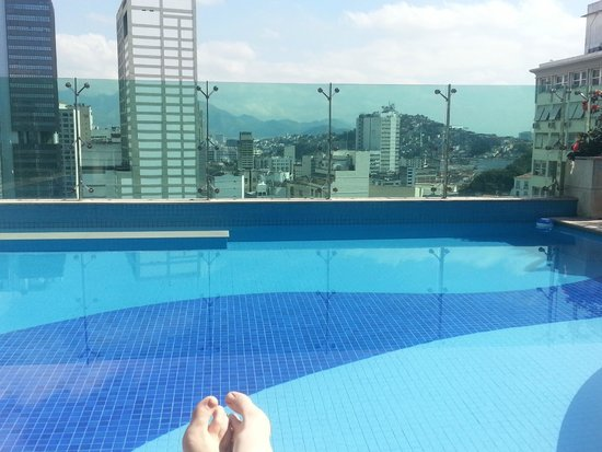 Hotel Sao Francisco: Final day of the stay