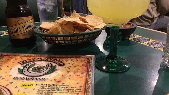 Fiesta Jalisco: Drinks.