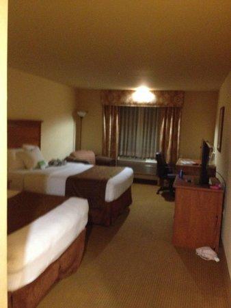 La Quinta Inn & Suites Vancouver: room view