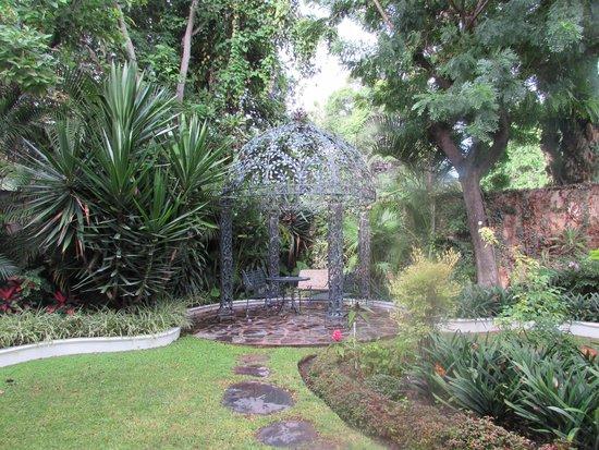 Hotel Villa San Francisco: El Kiosco en el Jardín