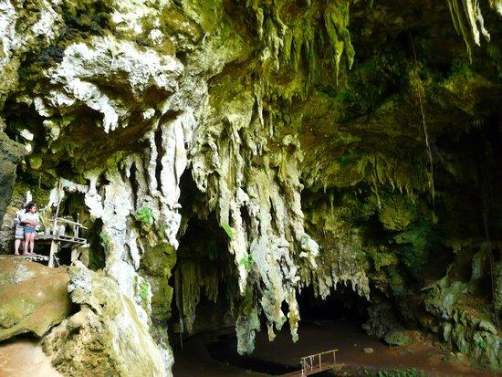 Grotte de Hortense
