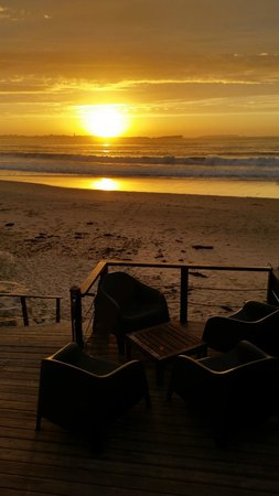 Baleal Surf Camp: View from Bar do Bruno's