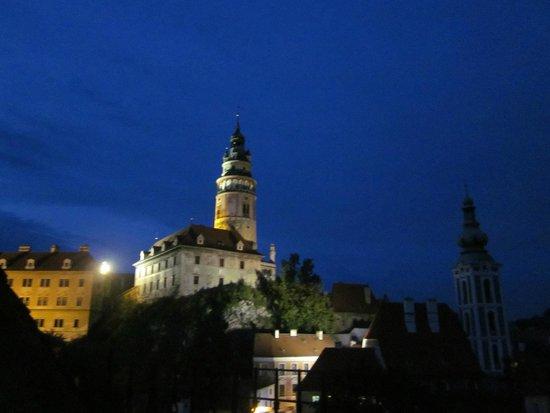 Penzion Thalleruv dum : Castle view