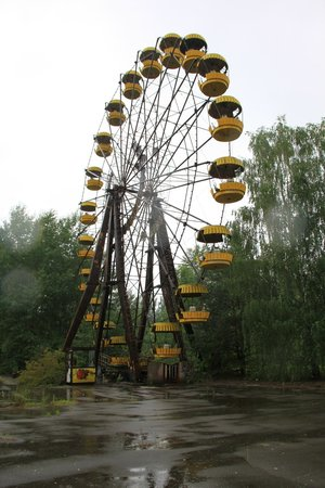 ‪Pripyat Amusement Park‬