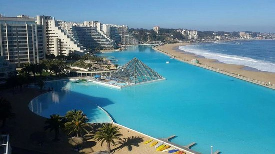 San alfonso del mar updated 2019 prices condominium - The biggest swimming pool in chile ...
