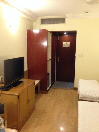 Hotel Chanakya : room