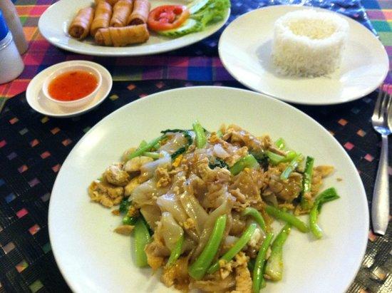 Suda Restaurant: daily