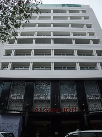 Saigon Hotel : 外観