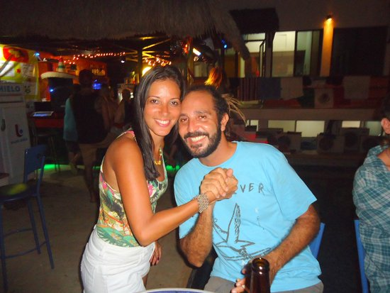 Hostel Rio Playa: Marcelo, muy buena onda!