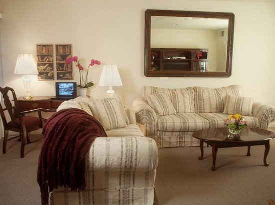 Hilgard House Hotel: Suites