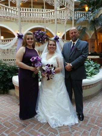 My Daughter S Wedding 10 04 14 Embassy Suites Altamonte Picture