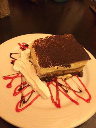 Brazil Express Steakhouse: Tiramisu