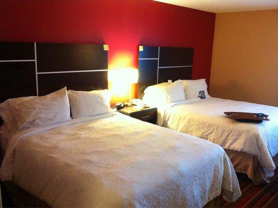 Hampton Inn Loveland : Clean room