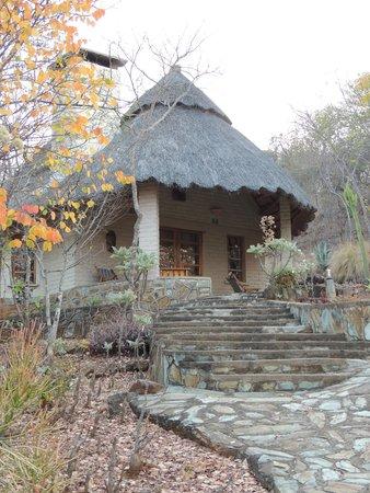 "Musangano Lodge: ""Huts"" more like a small house"
