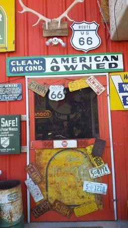 Tucumcari Trading Post: A little piece of American history!