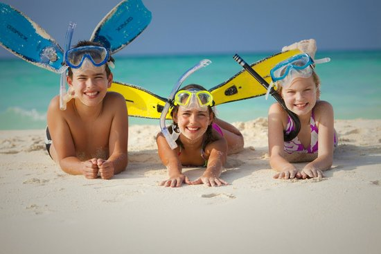 Kuramathi Island Resort: Bageecha Kids Club