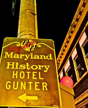 Failinger's Hotel Gunter: Historic Hotel Gunter