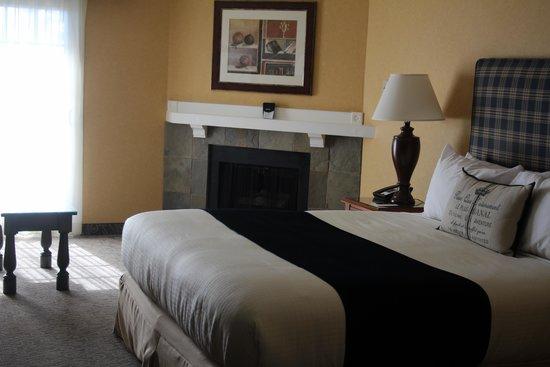 Fireside Inn on Moonstone Beach: Our room