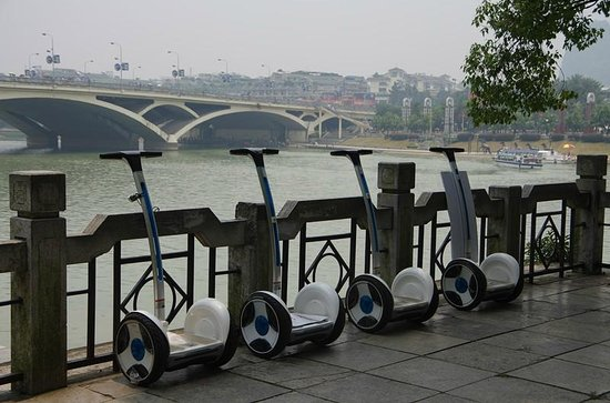 Segway Tours-Day Tour