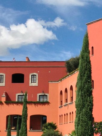 Rosewood San Miguel de Allende: View of one of the beautiful corners of the Hotel