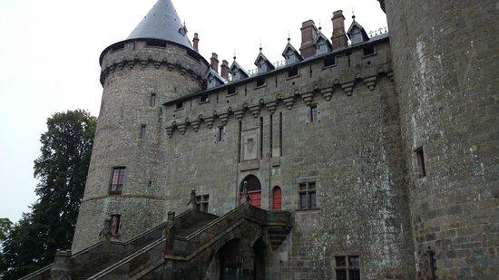 Château de Combourg : Замок