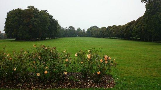 Château de Combourg : Парк