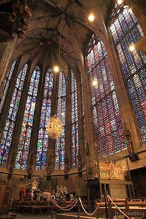 Aachen Cathedral (Dom): ... アーヘン大聖堂 - Picture of
