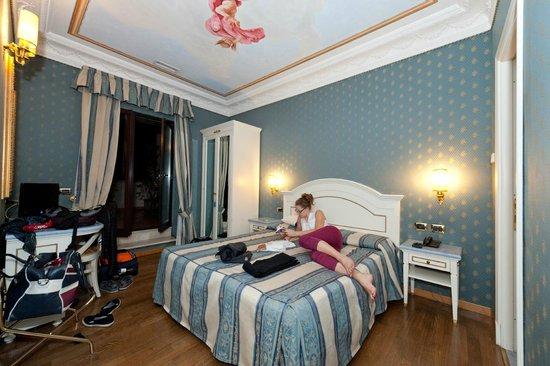 La Lumiere di Piazza di Spagna: #502 room