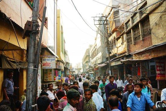 Agra Walks: 1