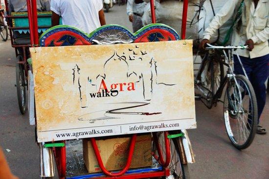 Agra Walks: 3