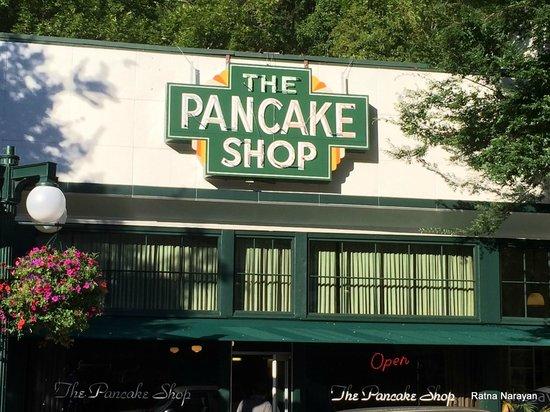 The Pancake Shop: Pancakes