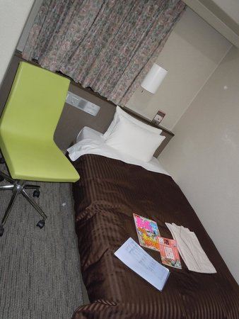 Court Hotel Hakata Ekimae : シングルルーム