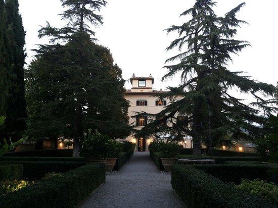 Villa di Monte Solare: La villa
