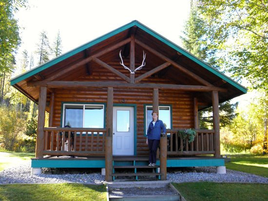 Glacier Outdoor Center: The Cabin