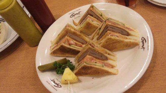 Sandwich House Gourmet Nahakuko