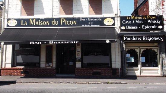 La maison du picon quievrechain restaurant avis num ro - La maison du sourcil ...