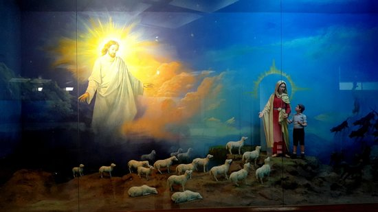 Don Bosco Centre for Indigenous Cultures: Christianity