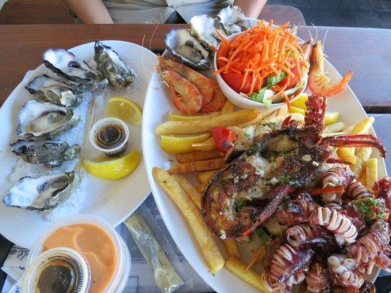 Seafood Restaurant Freemantle