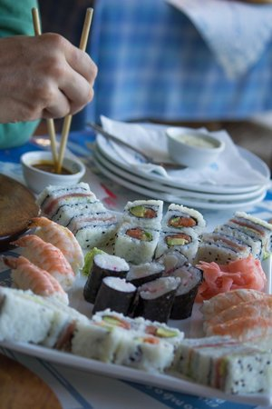 Ocean Basket : Sushi
